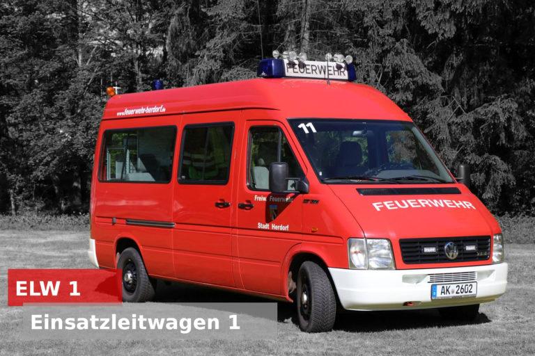 elw führungsstaffel herdorf